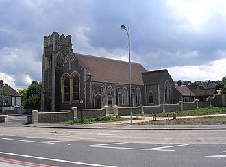 Coulsdon - Methodist Church, Coulsdon