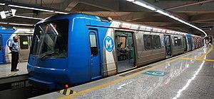 Rio de Janeiro Metro - Ipanema/General Osório Station