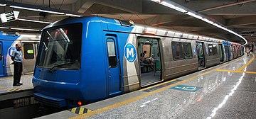 Рио-де-жанейрское метро