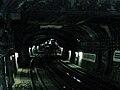 Metro de Paris - Ligne 3 - Saint-Lazare tunnel 01.jpg