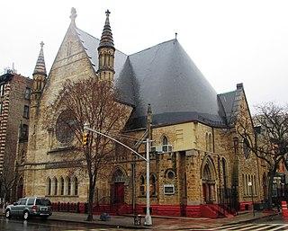 Metropolitan Baptist Church (New York City) United States historic place