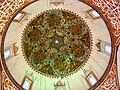 Mevlana Múzeum, kupola.jpg