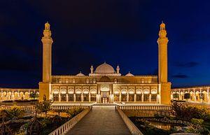 Mezquita del Viernes, Shamakhi, Azerbaiyán, 2016-09-27, DD 16-18 HDR.jpg