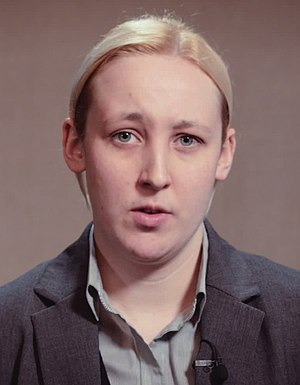 Baby of the House - Mhairi Black, current Baby of the UK House of Commons
