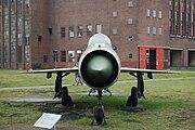 MiG-21PF-2007-Peenemunde