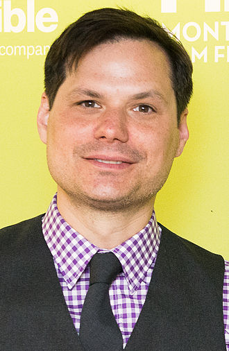 Michael Ian Black - Black at the May 2015 Montclair Film Festival
