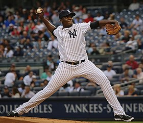 Image illustrative de l'article Michael Pineda