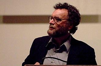 Michael Swanwick - At the Avram Davidson tribute, NYC, 2007