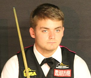 Michael White (snooker player) - Michael White at the 2012 Paul Hunter Classic