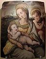 Michele di ridolfo (ambito), madonna col bambino, XVI sec.JPG