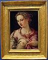Michele di ridolfo (scuola), suicidio di cleopatra, 1560 ca. 01.JPG