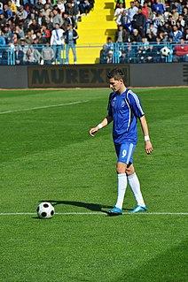 Mihai Costea Romanian footballer