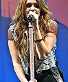 Miley Cyrus - Wonder World Tour - Party in the U.S.A. 4.jpg