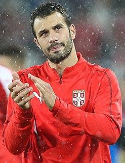 Luka Milivojević Serbian footballer