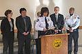 Minneapolis Police Chief Harteau addresses the media (23184455469).jpg