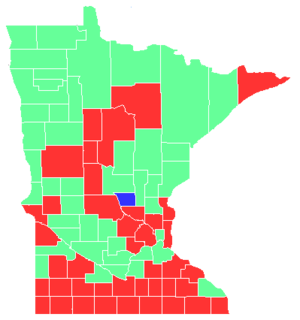 Minnesota gubernatorial election, 1922 - Image: Minnesota Governor 1922