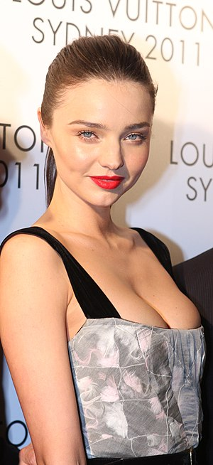 Miranda Kerr - Kerr at a Louis Vuitton store VIP Party in 2011