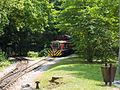 Miskolc, Lillafüred, lokomotiva za nádražím.jpg