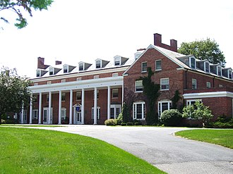 Miss Hall's School - Image: Miss Hall's School, Pittsfield, Massachusetts