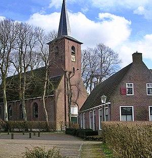 Metslawier - Metslawier church