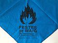 Mocador de les Festes de Maig 2015.JPG