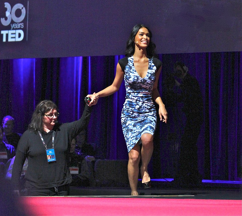 Model Geena Rocero Coming out Transgender (13563189244)