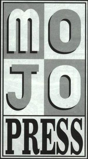Mojo Press - Mojo Press logo by Ben Ostrander