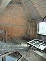 Molen Kerkhovense molen, kap bovenas (3).jpg