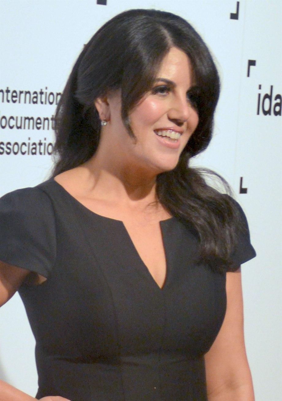 Monica Lewinsky 2014 IDA Awards (cropped)