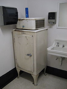 Einstein refrigerator - Wikipedia, the free encyclopedia