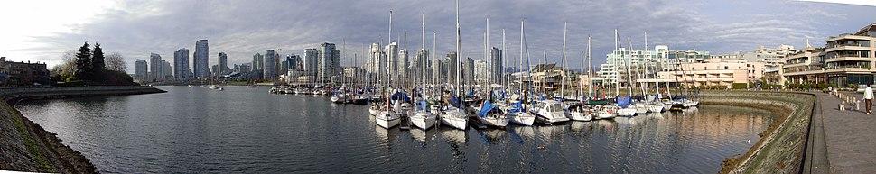 Monk's harbour