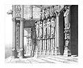 Monografie de la Cathedrale de Chartres - 11 Porche du midi - Lithography.jpg
