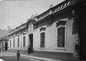 Bank of the City of Buenos Aires - Monte de Piedad