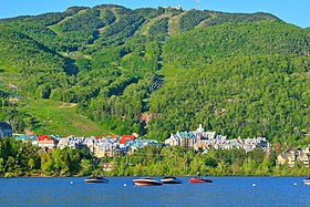 Image illustrative de l'article Mont-Tremblant