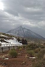 Montaña El Teide nevada.jpg