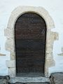 Montbron chapelle lépreux porte.JPG