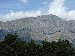 Risultati immagini per Monte Gorzano