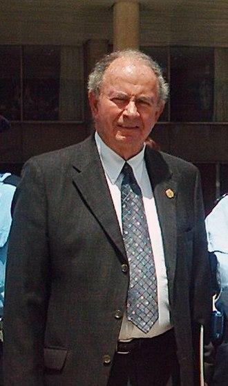 Monte Kwinter - MPP Kwinter in 2006