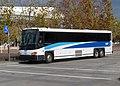Monterey-Salinas Transit bus at San Jose Diridon station, November 2019.JPG