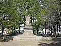 Monument to Development of Nopporo Soldier Village.jpg