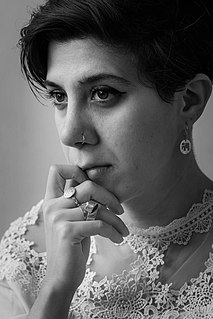 Morehshin Allahyari Iranian-American new media artist and activist