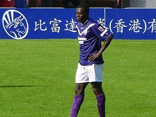 association football player