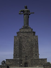 Mother Armenia Monument in Yerevan.jpg