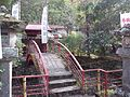 Mount Hôrai-ji Buddhist Temple - Nanjaga-ike Pond (Benzaiten).jpg