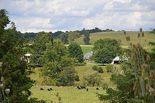 Mountain View Farm (Lexington, Virginia) United States historic place
