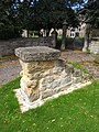 Mounting Block Approximately 6 Metres To South West Of South Gate To Church Of St Mary.jpg
