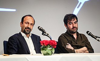 The Salesman (2016 film) - Farhadi's direction and Shahab Hosseini's performance received positive reviews.
