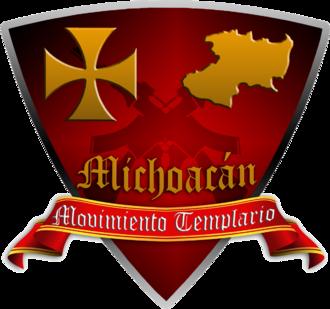 Knights Templar Cartel - Image: Movimiento templario