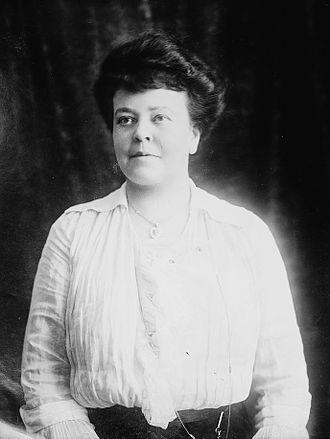 Belmont-Paul Women's Equality National Monument - Alva Vanderbilt Belmont