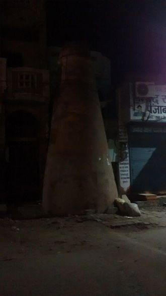 Sonipat - Kos Minar at Sonepat bus stand along Grand Trunk Road in Haryana